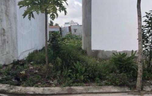 Bán lô đất Mặt tiền đường Thạnh Lộc, Q12. Đường 7m thông.  Gần công viên. Giá đầu tư