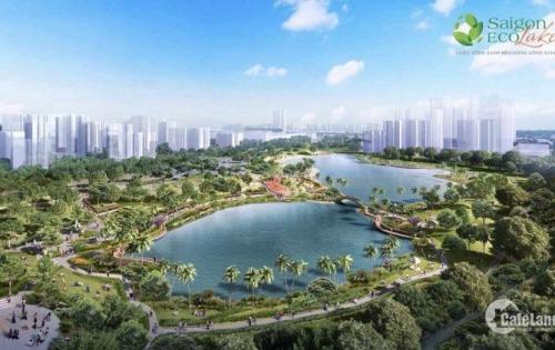 Siêu dự án Đất nền SG Eco Lake ở Khu Đô Thị Tây Bắc TPHCM