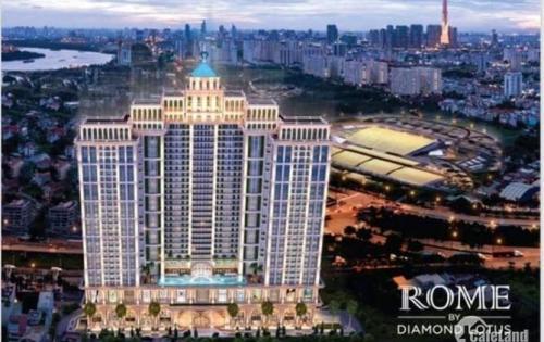 Mở bán Giai Đoạn 1 căn hộ cao cấp thiết kế theo phong cách Châu Âu tại Quận 2