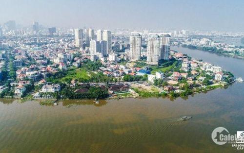 Cần thận bị lừa khi mua đất MT Lương Đình của Quận 2.