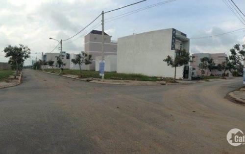 Khu dân cư mới nằm trên đường Thạnh Mỹ Lợi, phường Thạnh Mỹ Lợi, Quận 2.