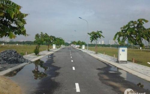 Cần bán gấp đất đường Lâm Quang Ky,SHR,Thổ Cư ,Giá 1tỷ200tr/nền