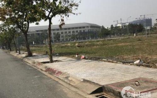 Bán gấp đất nền MT đường Đặng Hữu Phổ q2 Chính Chủ SHR, xdtd