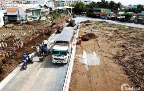 Đất xây trọ, kinh doanh, MT Nguyễn Trung Trực, Bến Lức, gần KCN Thuận Đạo. Chỉ 620tr/ 125m2
