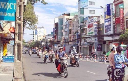 Cần bán lô đất thổ cư mặt  tiền đường Huỳnh Tấn Phát Quận 7:  5700m2