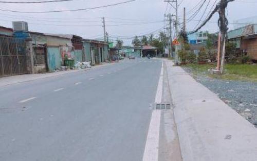 Bán lô mặt tiền ngay đường Nguyễn Duy Trinh Quận 9, gần chợ Long Trường