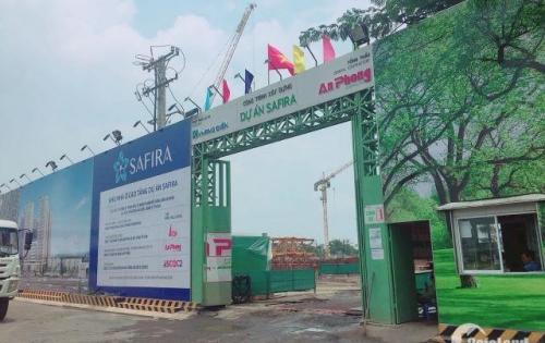 Nhận đặt chỗ giai đoạn 1 căn hộ Safira Khang Điền Quận 9
