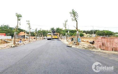 Gia đình bán gấp lô đất mặt tiền đường Trường Lưu, sổ hồng riêng, liên hệ: 0938.348.787