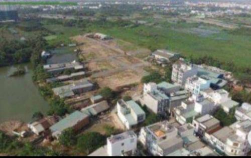 Đất nền Bình Tân dự án Green Angle, Hương lộ 2 khu dân cư.