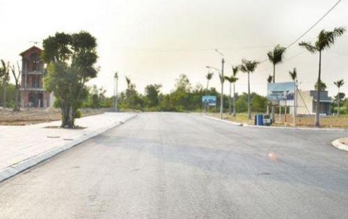 Cần bán lô đất bên hông Aeon Mall Bình Tân, đã có sổ, TC 100%, đường 12m