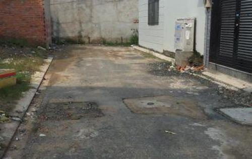 Bán nhanh lô đất góc MT đường số 11, Đã có SHR