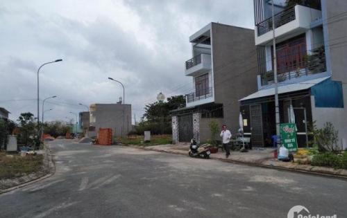 Bán đất Nguyễn Thị Sóc, Hóc Môn 100 m2 giá 1,6 tỷ