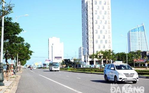 Bán lô đất VIP 2 mặt tiền đường Võ Văn Kiệt , Sơn Trà, Đà Nẵng