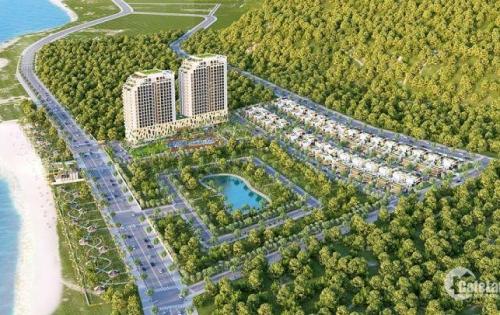 Bán đất đẹp mặt tiền đường Trần Sâm, hướng nam, thích hợp kinh doanh hoặc homstay