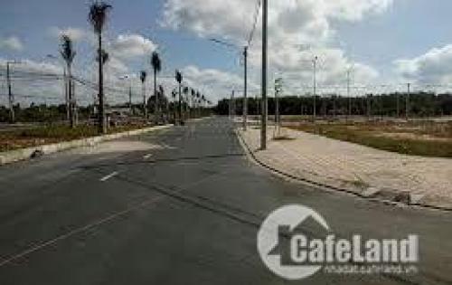 Đất trung tâm thị xã Tân Thành-Phú Mỹ .