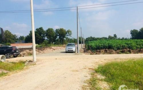 Bán đất đối diện khu công nghiệp Gò Dầu cách quốc lộ 51 800m giá 264 triệu