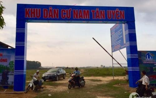 Dự Án KDC Nam Tân Uyên, Giá Gốc Chủ Đầu Tư