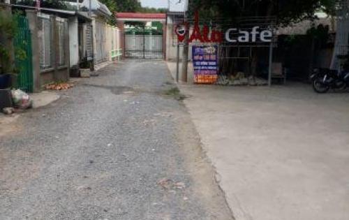 Bán đất Phú Lợi, cách Huỳnh Văn Lũy 50m, đối diện quán cafe Alo