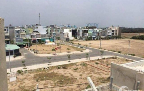 Bán đất nền kdc Thị trấn Thủ Thừa. Mặt tiền đường 30m. Shr. 659tr