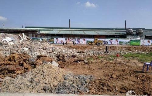 Bán đất nền thổ cư ngay mặt tiền DT743 - Giá 1.2tỷ