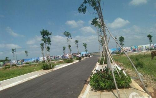 bán đất nên KĐT Trảng Bom, 100-200 m2, giá 600 - 800 tr/ nền, có sổ.