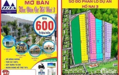 Chỉ từ 250tr sở hữu nền đất 100m2