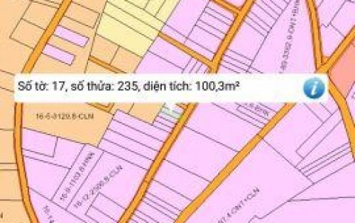 bán đất chính chủ , sổ riêng 100m2 , đối diện ubnd xã bình minh chỉ 850tr