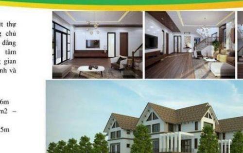 Cần bán lô biệt thự 296m2 dự án Fairy Town nằm ở trung tâm thành phố Vĩnh Yên