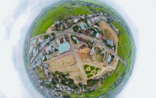 Nhận Giữ Chổ Vị Trí Chiến Lược,Vị Trí Đẹp, Vị Trí QL1A Khu Đô Thị Xanh An Nhơn Green Park