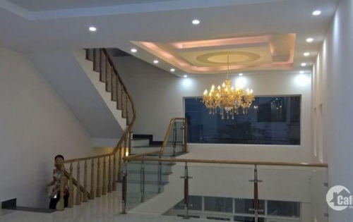 Bán nhà đẹp Hoàng Hoa Thám, mặt tiền 4,2m, 4.85 tỷ.