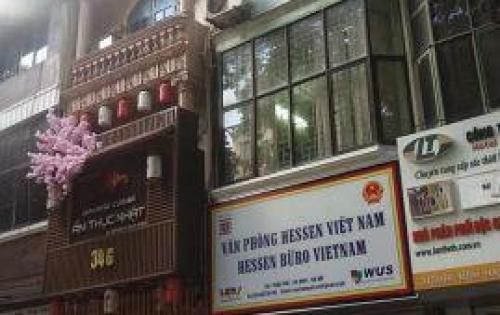 Bán căn vị trí đắc địa phố Trần Phú – quận Ba Đình kinh doanh sầm uất , giá 18,5 tỷ