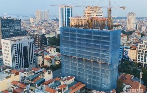 Bán căn hộ mặt đường Liễu Giai 2 phòng ngủ 66m2 3,6 tỷ, full nội thất LH 0965563680