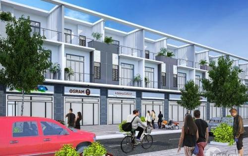 Nhà phố Thương Mại mặt tiền Quốc lộ 51 Biên Hòa