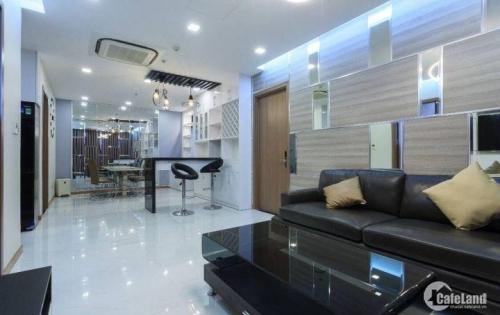 Cần Bán Gấp căn hộ 2PN đầy đủ nội thất tại Vinhomes Central Park tầng cao khu Central giá 3,9 tỷ.  LH: 0931.46.7772