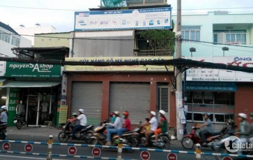 Mặt tiền 9M –KD đỉnh Phạm Văn Đồng 11.8 tỷ TL.