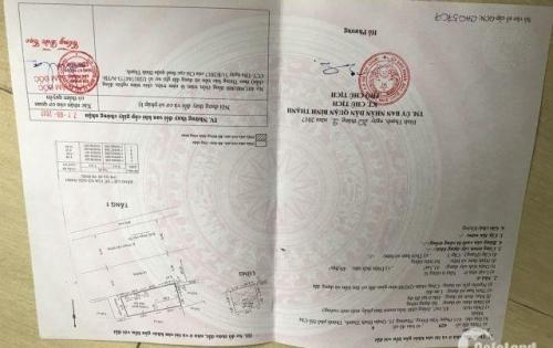Nhà mặt tiền Phạm Văn Đồng cần bán