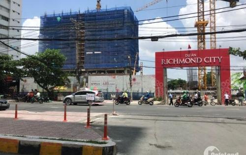 ⚡️ Hot căn hộ 2 PN RIchmond City giá tốt, lock R căn R19, giá 2 tỷ 380, bao phí sang tên công chứng