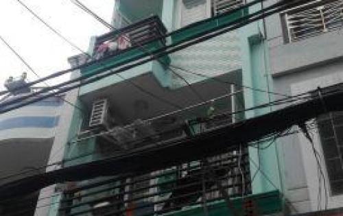 DUY NHẤT- bán gấp nhà mặt tiền Nơ Trang Long ngay gần coopmark, DT 4,2x22m, 4 lầu, giá 15,3 tỷ