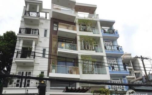 Chính chủ bán gấp nhà 2 mặt tiền đường Tân Cảng, P. 25, quận Bình Thạnh, DT 4x20m, giá 12.3 tỷ