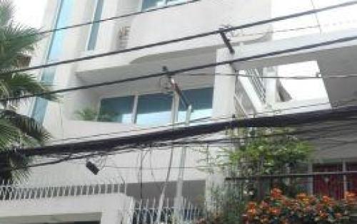 Nhà bán mặt tiền NB Nguyễn Văn Thương (D1), P.25, Q.BT. 4,3x10m. T,3L. Giá 8 tỷ
