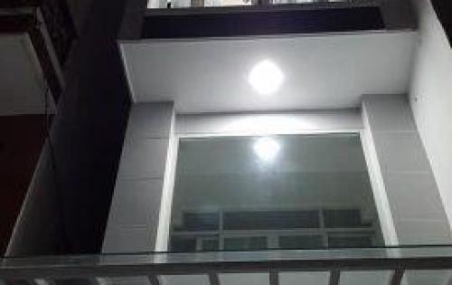 Nhà HXH Nguyễn Văn Đậu, 4.3x11.5m Nở Hậu, 5 Lầu, 6.3 Tỷ.