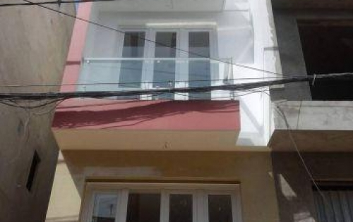 Bán gấp nhà 2MT hẻm 6m Nguyễn Xí P26 BT 4.3x13,3, nhà 1T, 2L, bán vốn 5.2 tỷ không đâu rẻ bằng