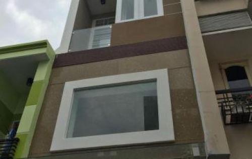 Bán rẻ nhà Quận Bình Thạnh MT Vũ Tùng, nhà trệt 3 lầu 4x17m giá 11.3 tỷ, vị trí đẹp giáp Quận 1