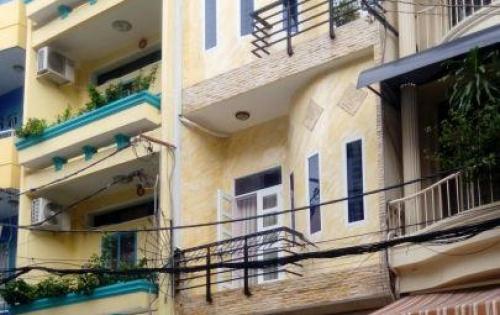 Cần bán gấp HXH6m Nguyễn Xí, p,26, BT. 2 lầu mới đẹp. siêu vị trí. 4.2x15m, vuông vức. giá 6.7 tỷ