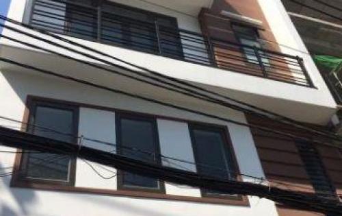 Nhà Rẻ Lô Góc Nơ Trang Long P11, Chỉ 4.7 tỷ, 4 Tầng, 50m.