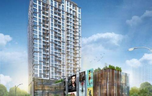Bán căn hộ Ascent Plaza (q.Bình Thạnh)-37tr/m2- t/toán 50% nhận nhà