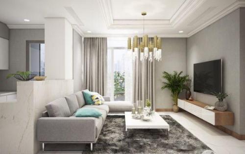 Bán lại căn hộ Vinhomes Central Park 2PN full nội thất, tầng cao khu Central 3tỷ 9
