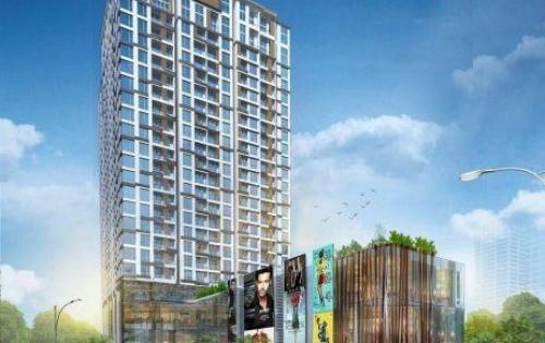 600tr sở hữu căn hộ Ascent Plaza mặt tiền Nơ Trang Long-Nguyễn Xí, Bình Thạnh, TT 50% nhận nhà