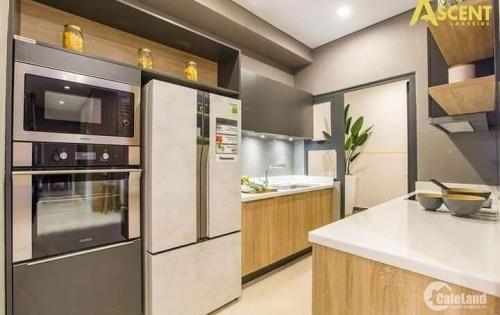 Chỉ 600tr sở hữu căn hộ 5 sao Ascent Plaza 375 Nơ Trang Long, Bình Thạnh liền kề Sân Bay, BXMĐ