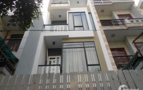 Bán nhà hxh khu Nguyễn Cửu Vân, P17 DT 3.8x20m, 2 Lầu. Giá 8.2 tỷ.